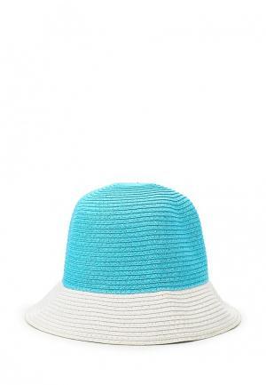 Шляпа Maxval. Цвет: голубой