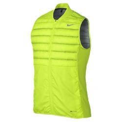Мужской жилет для гольфа  AeroLoft Nike. Цвет: желтый