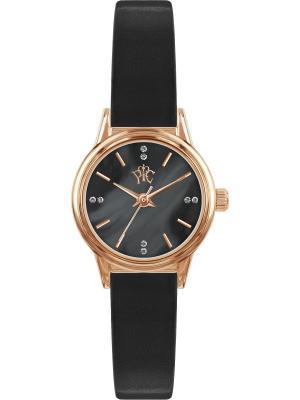 Часы РФС. Цвет: черный, золотистый
