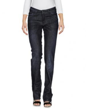 Джинсовые брюки JEAN PAUL GAULTIER. Цвет: черный