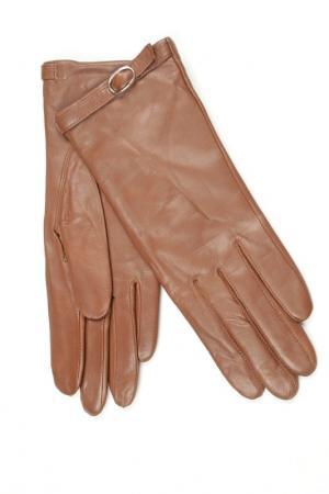 Перчатки Dali Exclusive. Цвет: кофейный