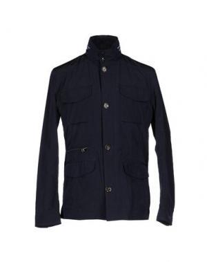 Куртка MABRUN. Цвет: темно-синий