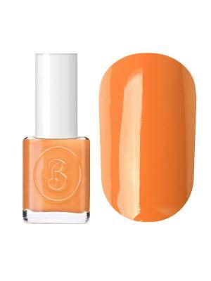 Лак для ногтей 57 тон BERENICE. Цвет: оранжевый, горчичный