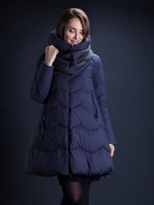 Куртка Clasna. Цвет: антрацитовый