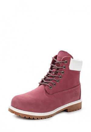 Ботинки Reflex. Цвет: розовый