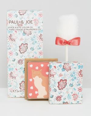 Paul & Joe Палитра для макияжа ограниченной серии Make Up For Love. Цвет: рыжий