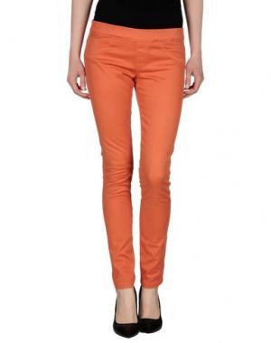 Повседневные брюки VIRTUS PALESTRE. Цвет: оранжевый