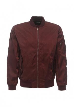 Куртка Sweewe. Цвет: бордовый