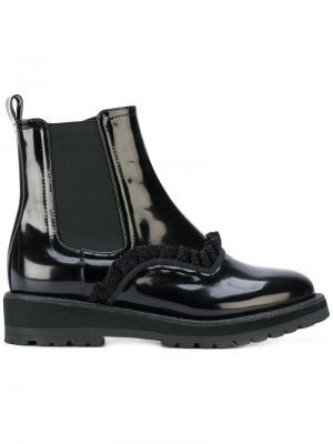 Ботинки челси Suecomma Bonnie. Цвет: чёрный