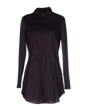 Pубашка EUROPEAN CULTURE. Цвет: фиолетовый