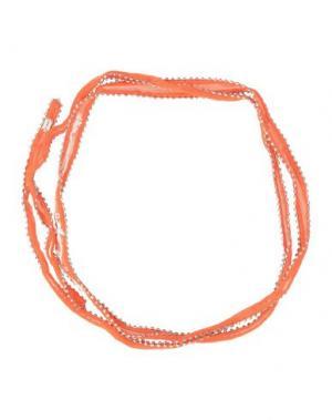 Ожерелье CHAN LUU. Цвет: оранжевый