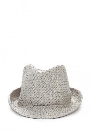 Шляпа Trussardi Jeans. Цвет: серый