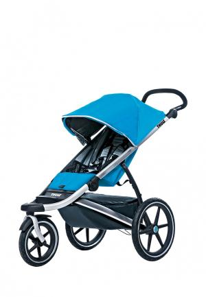 Коляска детская Thule. Цвет: синий