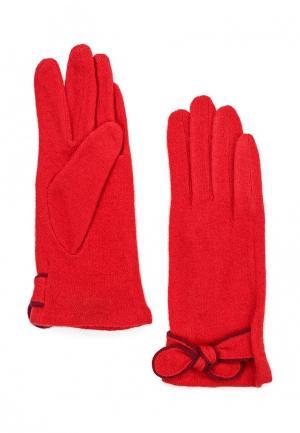 Перчатки Labbra. Цвет: красный
