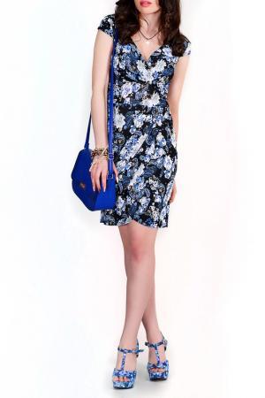 Платье MONT PELLIER. Цвет: голубая фиалка
