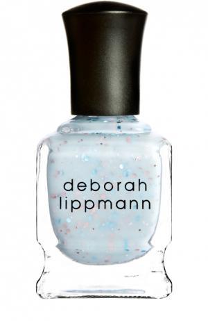 Лак для ногтей Glitter In the Air Deborah Lippmann. Цвет: бесцветный