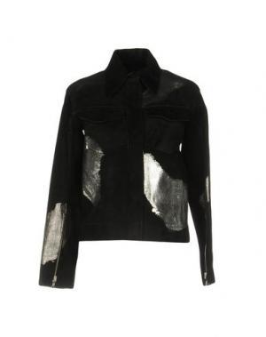 Куртка REJINA PYO. Цвет: черный