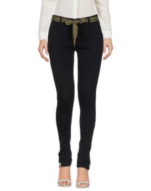 Повседневные брюки SUN 68. Цвет: черный
