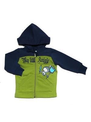 Куртка Бимоша. Цвет: зеленый