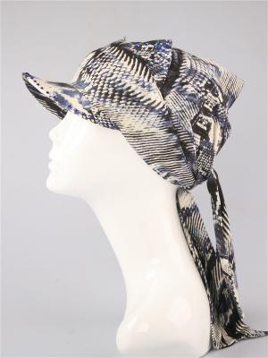 Бандана SHERONA. Цвет: черный, синий