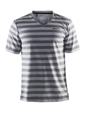 Футболка Craft. Цвет: серый, серый меланж