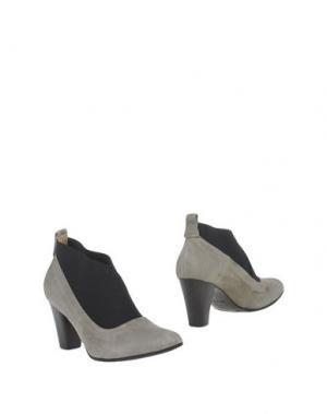 Ботинки F.LLI BRUGLIA. Цвет: светло-серый