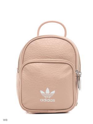 Рюкзак муж. IP MINI BP  DUSPEA Adidas. Цвет: кремовый
