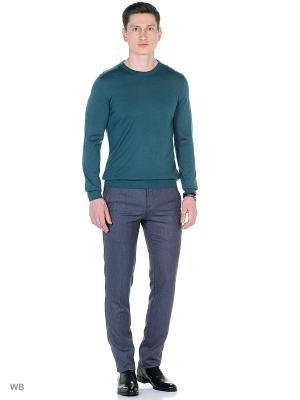 Пуловер Svevo. Цвет: темно-зеленый