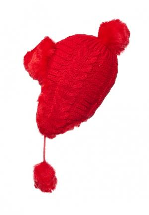 Шапка Nothing but Love. Цвет: красный