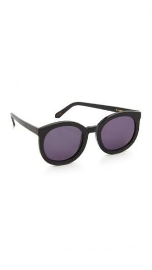 Солнцезащитные очки Super Duper Strength Karen Walker