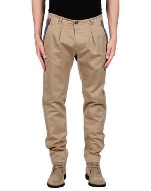 Повседневные брюки MACCHIA J. Цвет: песочный