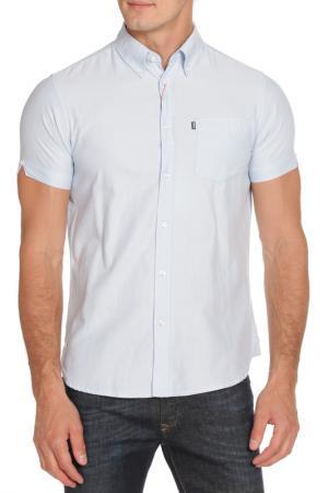 Рубашка LE SHARK. Цвет: placid blue