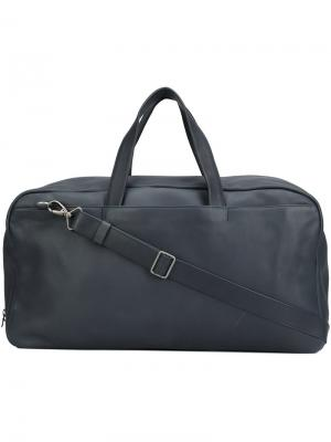 Дорожная сумка Isaac Reina. Цвет: синий