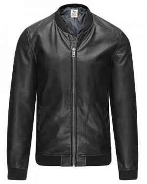 Куртка Gnious. Цвет: черный