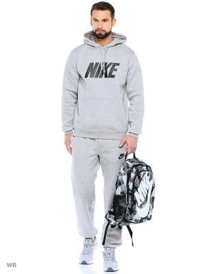 Костюм M NSW TRK SUIT FLC GX Nike. Цвет: серый