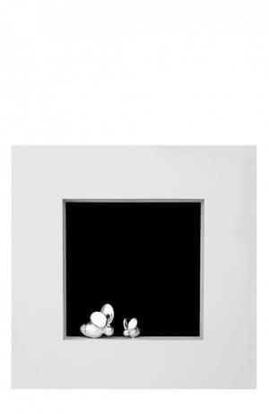 Рамка для фото Jardin DEden Christofle. Цвет: бесцветный