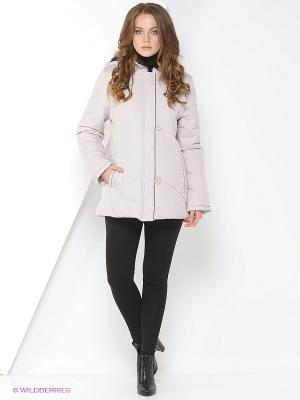 Куртка HEIDI Maritta. Цвет: молочный