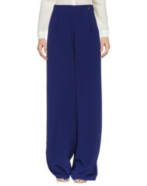 Повседневные брюки CUPLÉ. Цвет: темно-синий