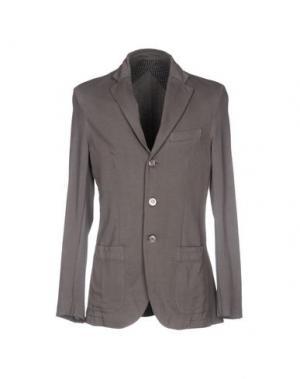 Пиджак VALDOGLIO. Цвет: серый