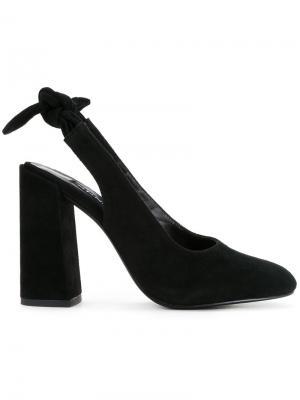 Туфли-лодочки Xeno Senso. Цвет: чёрный