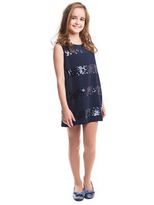 Платье текстильное для девочек S`Cool