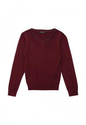 Пуловер Choupette. Цвет: бордовый