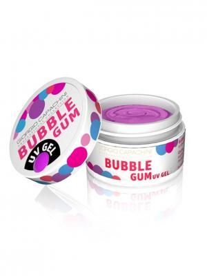 Гель для объемного дизайна Bubble Gum №03, 7 мл Giorgio Capachini professional collection. Цвет: фиолетовый