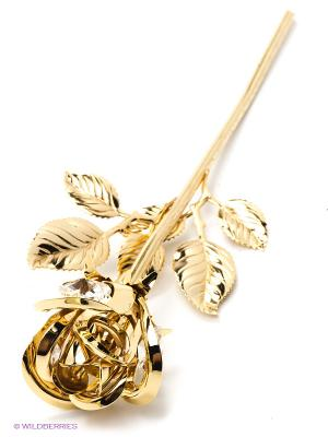 Фигурка Цветок Юнион. Цвет: золотистый