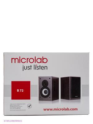 Колонки Microlab B-72 2.0, 16 Вт. Цвет: черный