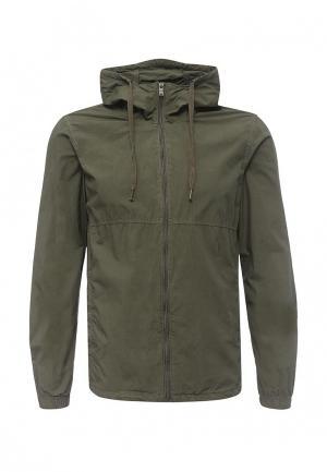 Куртка Alcott. Цвет: хаки