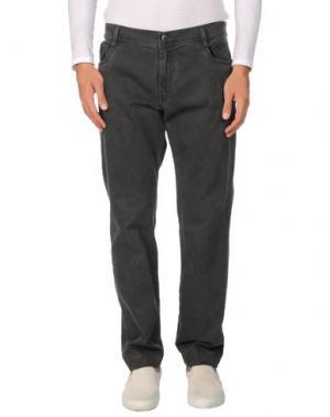 Повседневные брюки HARMONT&BLAINE. Цвет: свинцово-серый