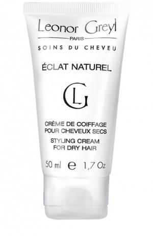Крем-блеск для волос Eclat Naturel Leonor Greyl. Цвет: бесцветный