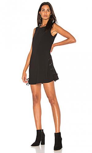 Платье timberly cupcakes and cashmere. Цвет: черный