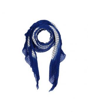 Палантин FALIERO SARTI. Цвет: синий